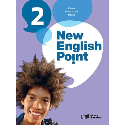 Livro - New English Point 2