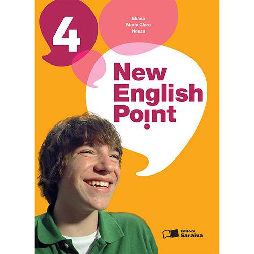 Livro - New English Point 4