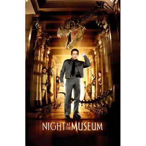 Livro - Night At The Museum