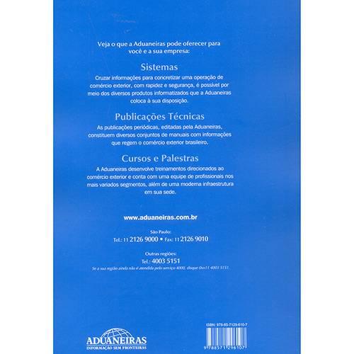 Livro - Normas Administrativas - Importação, Drawback e Exportação