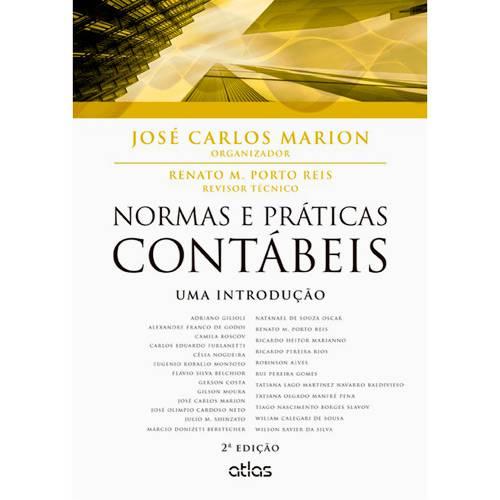 Livro - Normas e Práticas Contábeis