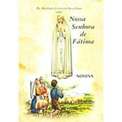 Livro : Nossa Senhora de Fátima - Novena