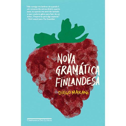 Livro - Nova Gramática Finlandesa
