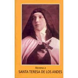 Livro - Novena a Santa Teresa de Los Andes