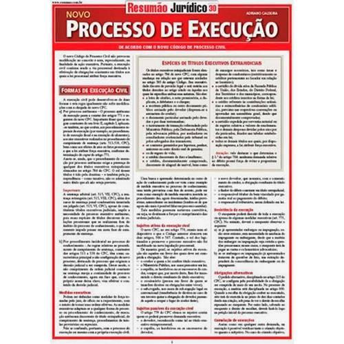 Livro - Novo Processo Civil de Execução