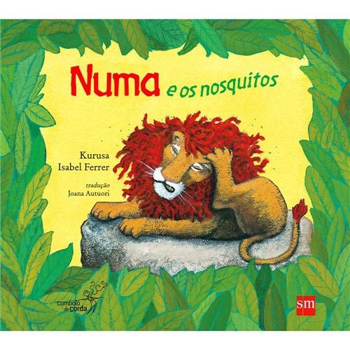 Livro - Numa e os Nosquitos