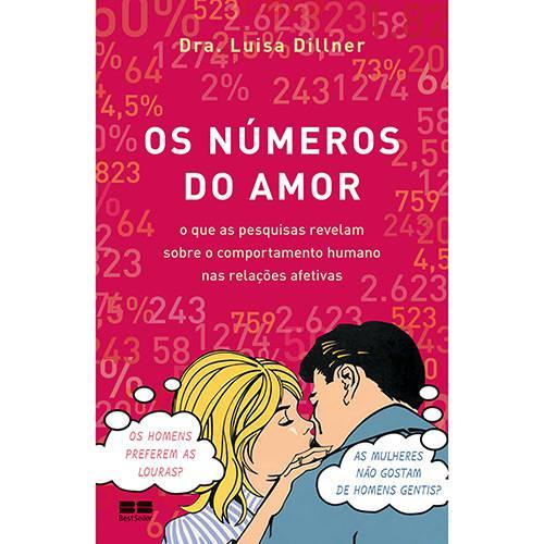 Livro - Números do Amor, os - o que as Pesquisas Revelam Sobre o Comportamento Humano Nas Relações Afetivas