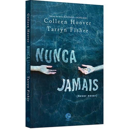 Livro - Nunca Jamais (Never Never)