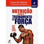 Livro - Nutrição para o Treinamento de Força