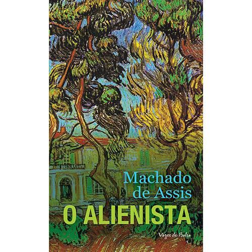 Livro - o Alienista