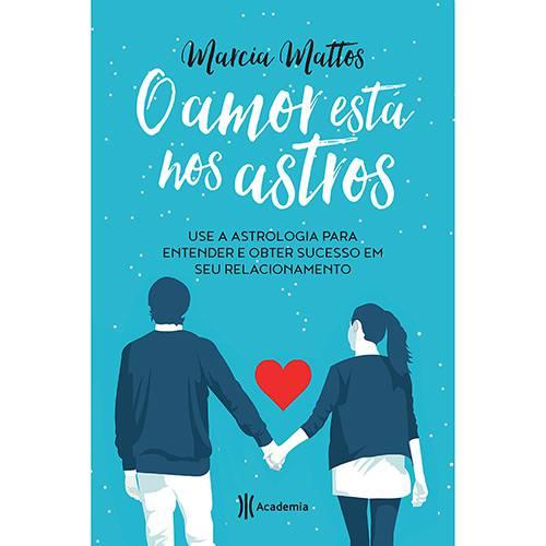 Livro - o Amor Está Nos Astros