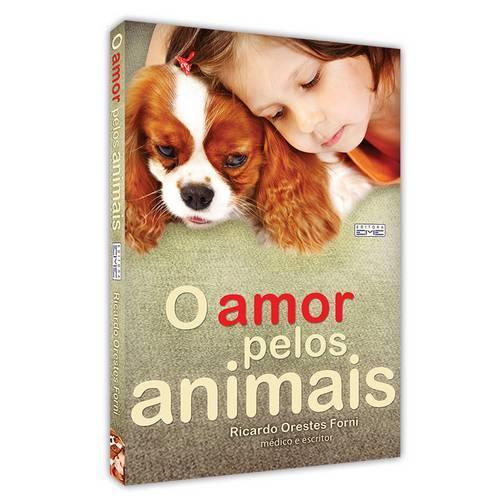 Livro - o Amor Pelos Animais