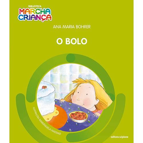 Livro - o Bolo