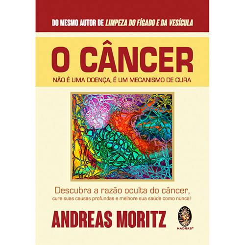 Livro - o Câncer não é uma Doença, é um Mecanismo de Cura