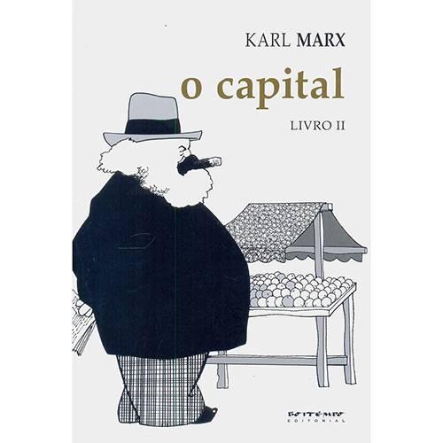 Livro - o Capital - Livro II