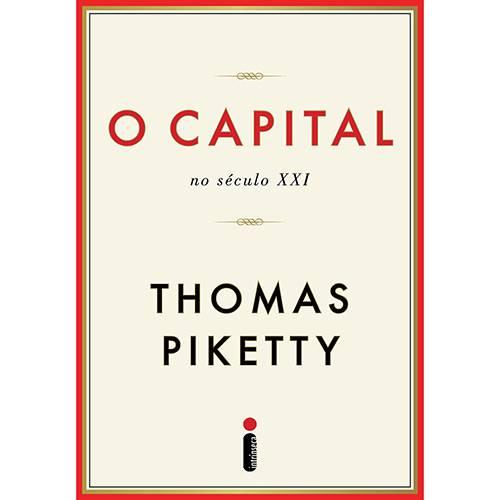 Livro - o Capital no Século XXI
