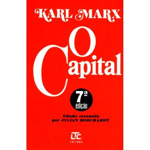Livro - o Capital