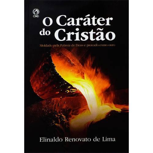 Livro o Caráter do Cristão | Elinaldo Renovato