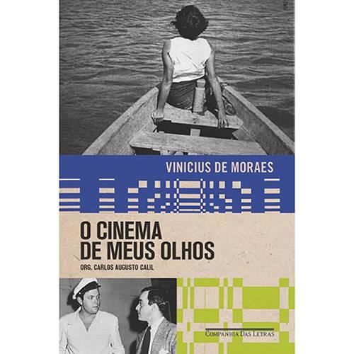 Livro - o Cinema de Meus Olhos