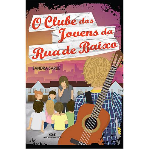 Livro - o Clube dos Jovens da Rua de Baixo