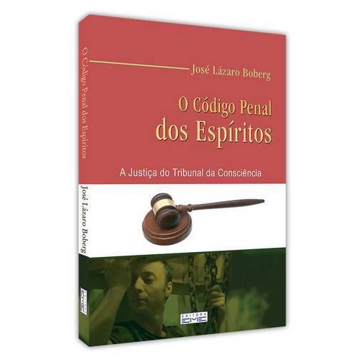 Livro o Código Penal dos Espíritos