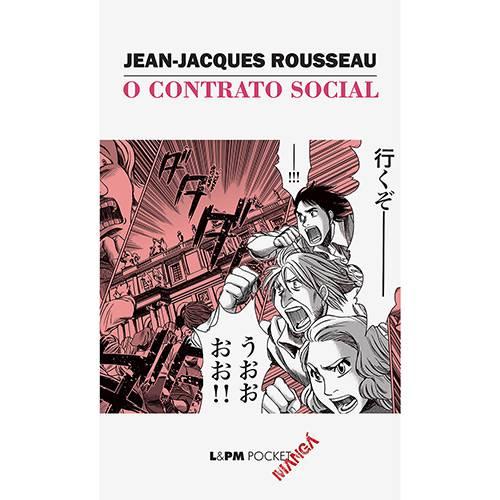 Livro - o Contrato Social (Mangá)
