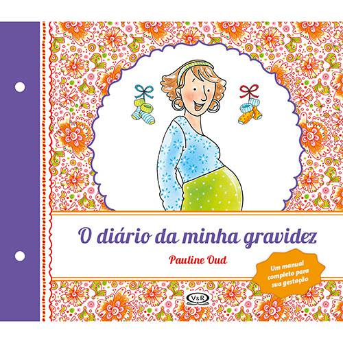 Livro - o Diário da Minha Gravidez