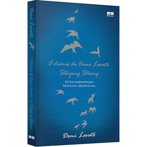 Livro - o Diário de Demi Lovato: Staying Strong