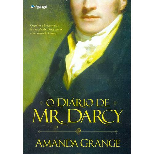 Livro - o Diário de Mr. Darcy