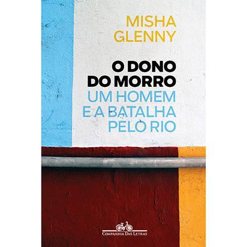 Livro - o Dono do Morro