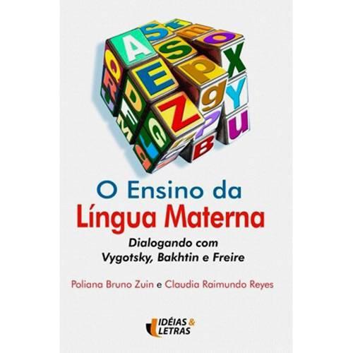 Livro - o Ensino da Lingua Materna