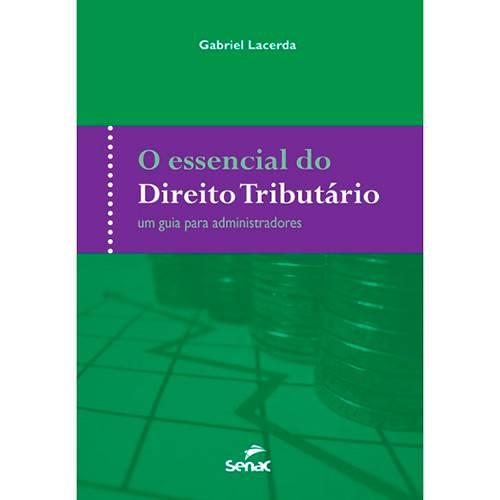 Livro - o Essencial do Direito Tributário