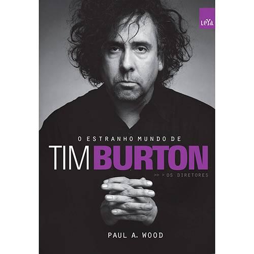 Livro - o Estranho Mundo de Tim Burton