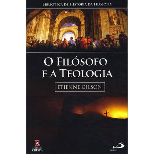 Livro - o Filósofo e a Teologia