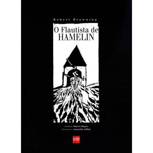 Livro - o Flautista de Hamelin