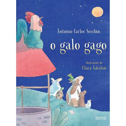 Livro - o Galo Gago