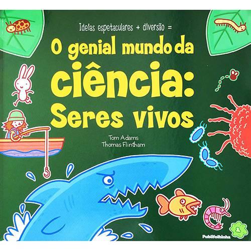 Livro - o Genial Mundo da Ciência