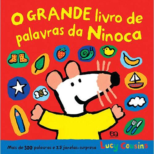 Livro - o Grande Livro de Palavras da Ninoca