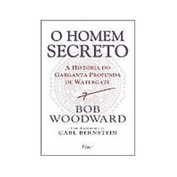 Livro - o Homem Secreto