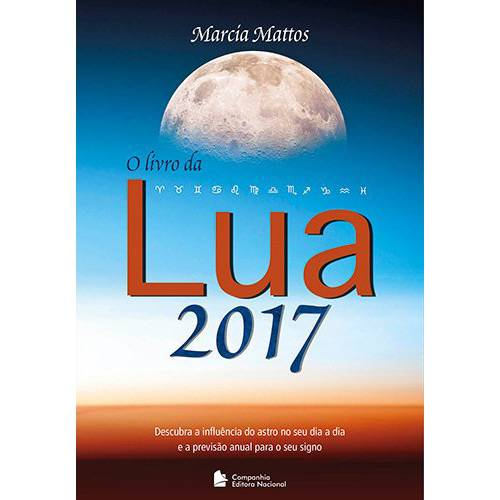 Livro - o Livro da Lua 2017