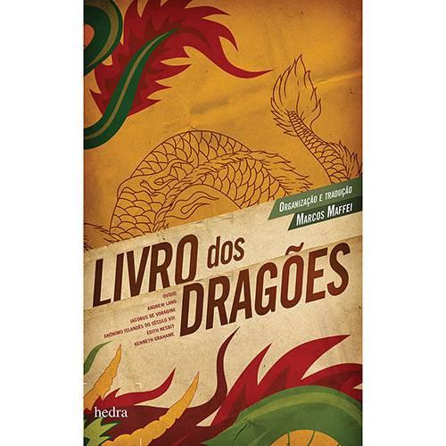 Livro - o Livro dos Dragões