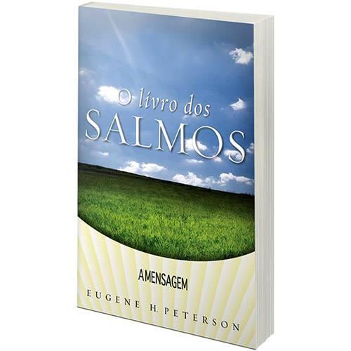 Livro - o Livro dos Salmos: Série a Mensagem