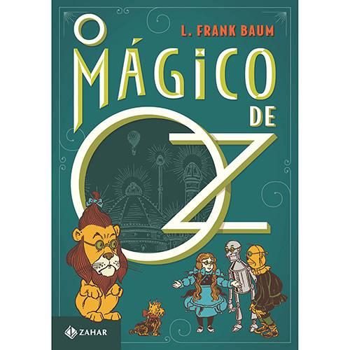 Livro - o Mágico de Oz 1º Edição