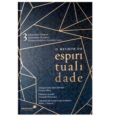 Livro o Melhor da Espiritualidade