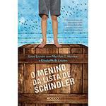 Livro - o Menino da Lista de Schindler
