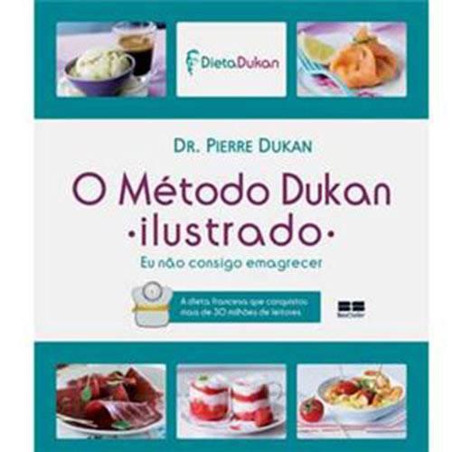 Livro - o Método Dukan Ilustrado