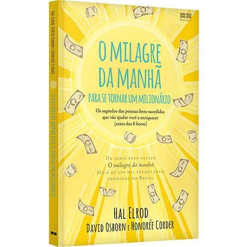 Livro - o Milagre da Manhã para se Tornar um Milionário
