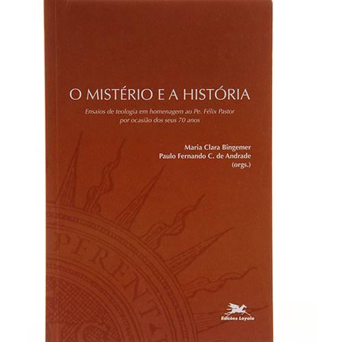 Livro - o Mistério e a História