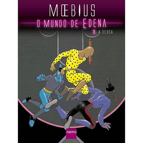Livro - o Mundo de Edena 3: a Deusa