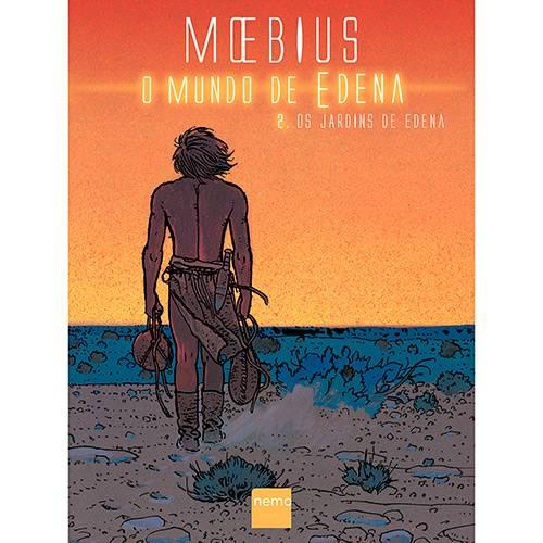 Livro - o Mundo de Edena: os Jardins de Edena - Vol. 2